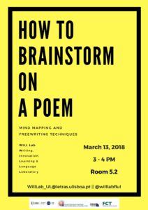 How to Brainstorm a Poem Cores