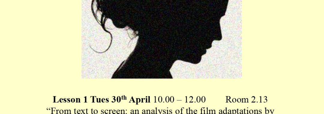 Open_Class Poster - Adaptation of literary texts to filmic and graphic formats _page-0001